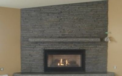 Stone Effect Fireplaces And Inglenooks
